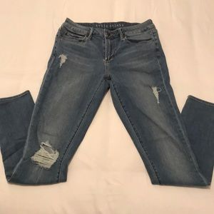 Articles of Society Nordstrom Distressed Jeans